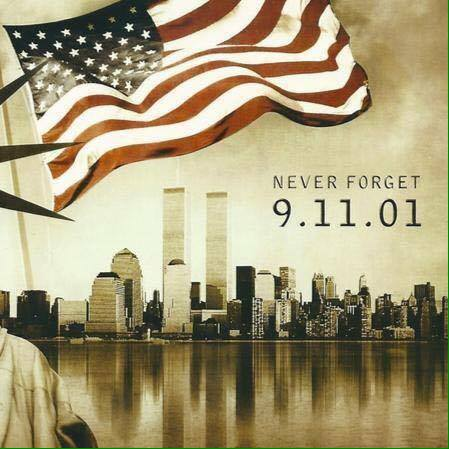 Never Forget 9/11!